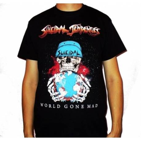 Tricou SUICIDAL TENDENCIES - World Gone Mad