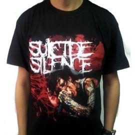 Tricou SUICIDE SILENCE - Mitch