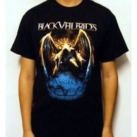 Tricou BLACK VEIL BRIDES - Fallen Angels