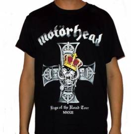 Tricou MOTORHEAD - Kings of the Road Tour MMXII
