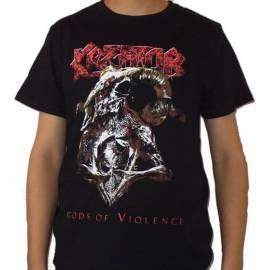 Tricou Kreator - Gods of Violence