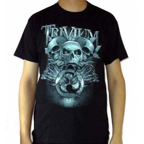 Tricou TRIVIUM - Circle logo