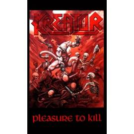 Steag KREATOR - Pleasure To Kill