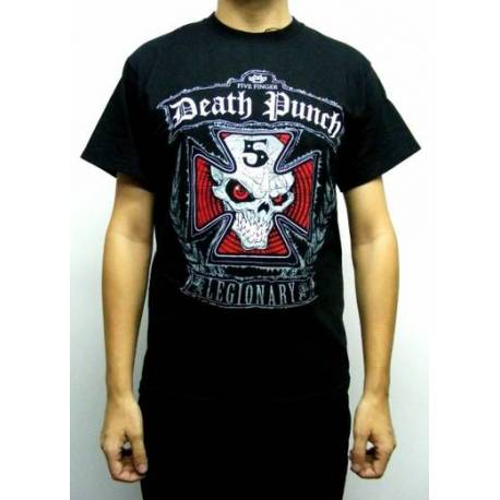 Tricou FIVE FINGER DEATH PUNCH - Legionary