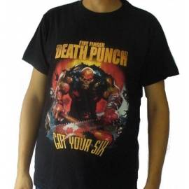 Tricou FIVE FINGER DEATH PUNCH - Got Your Six