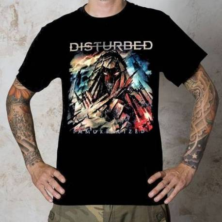 Tricou DISTURBED - Immortalized