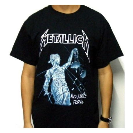 Tricou METALLICA - And Justice For All