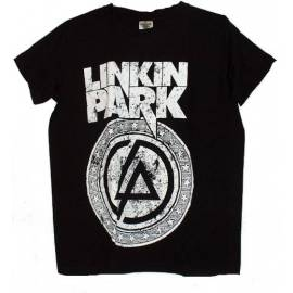 Tricou pentru copii LINKIN PARK - White Logo