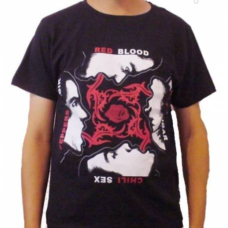 Tricou RED HOT CHILI PEPPERS - BSSM Red