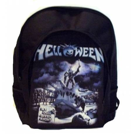 Rucsac HELLOWEEN - My God Given Right
