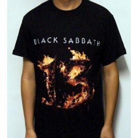Tricou BLACK SABBATH - 13