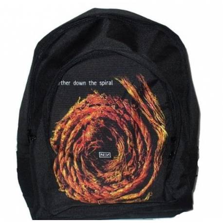 Rucsac NINE INCH NAILS - Further Down The Spiral