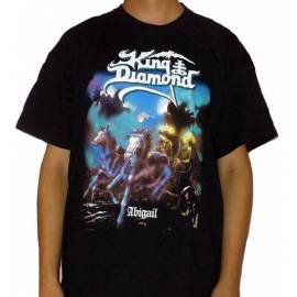 Tricou KING DIAMOND - Abigail