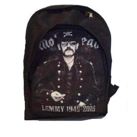 Rucsac MOTORHEAD - Lemmy 1945-2015