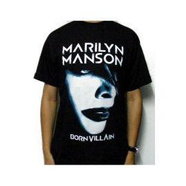 Tricou MARILYN MANSON- Born Villain
