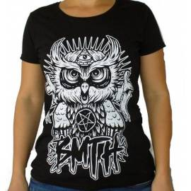 Tricou fete BRING ME THE HORIZON - Owl