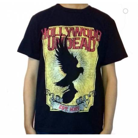 Tricou HOLLYWOOD UNDEAD - Established 2005
