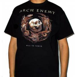Tricou ARCH ENEMY - Will to Power- Model 2