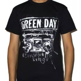 Tricou GREEN DAY - Revolution Radio