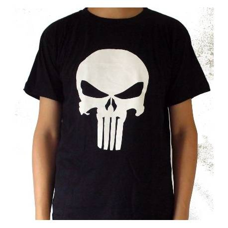 Tricou THE PUNISHER - Old Logo
