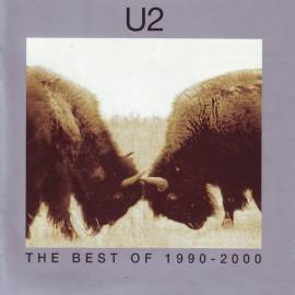 DVD U2 - Best of 1990-2000