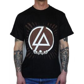 Tricou Linkin Park - Skulls