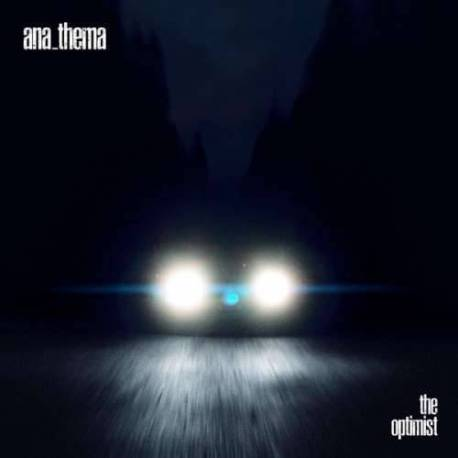 CD + DVD Anathema - Optimist