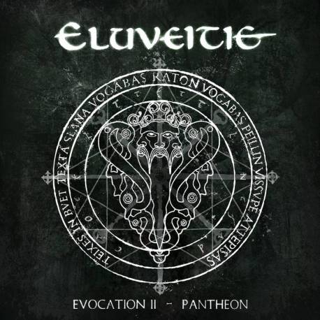 CD Eluveitie - Evocation II - Pantheon