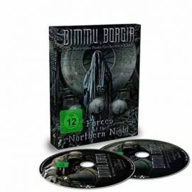 DVD Dimmu Borgir - Forces of the Northern