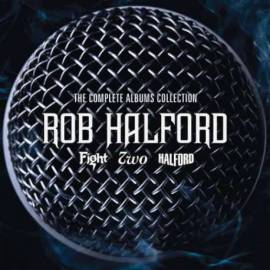 CD Rob Halford - Complete Albums