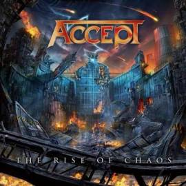 CD Accept - Rise Of Chaos