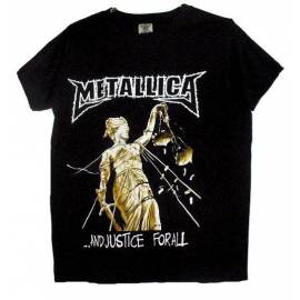 Tricou pentru copii METALLICA - ... And Justice for All