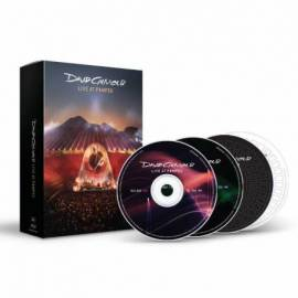 CD David Gilmour - Live at Pompeii Deluxe