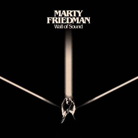 CD Marty Friedman - Wall of Sound