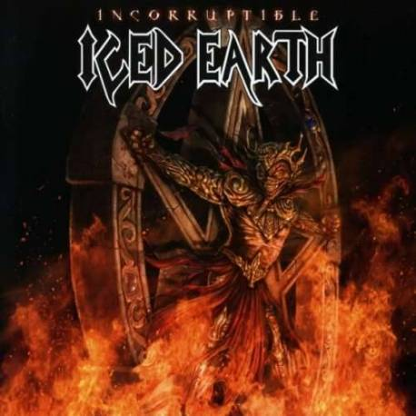 CD Iced Earth - Incorruptible