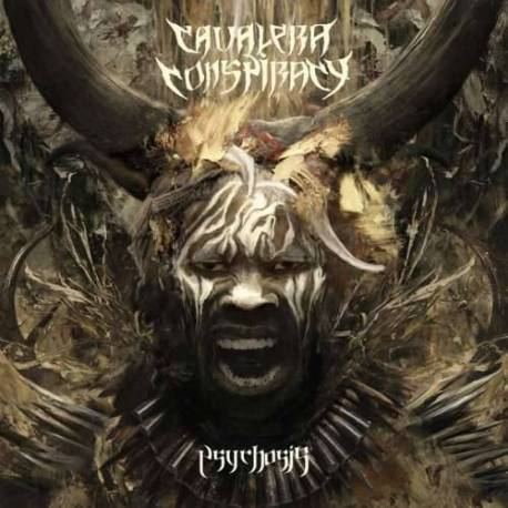 CD Cavalera Conspiracy - Psychosis