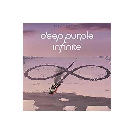 CD Deep Purple - Infinite Gold Edition