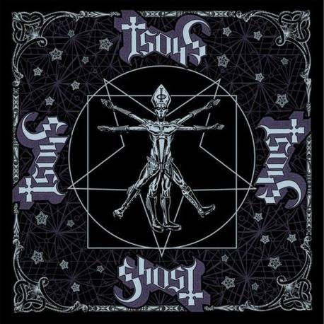 Bandana GHOST - The Vitruvian Ghost
