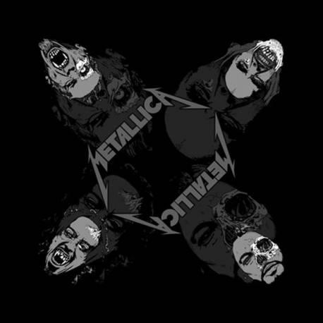 Bandana METALLICA - Undead