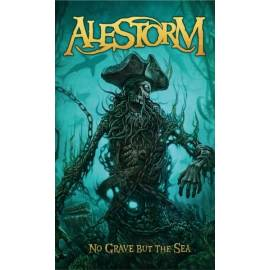 Steag ALESTORM - No Grave But the Sea