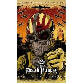 Steag FIVE FINGER DEATH PUNCH - War