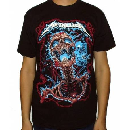 Tricou METALLICA - Skeleton
