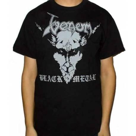 Tricou VENOM - Black Metal