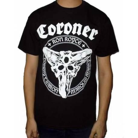 Tricou CORONER - Logo