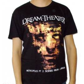 Tricou DREAM THEATER - Metropolis Pt. 2 - Scenes From A Memory