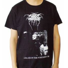 Tricou DARKTHRONE - A Blaze in the Northern Sky