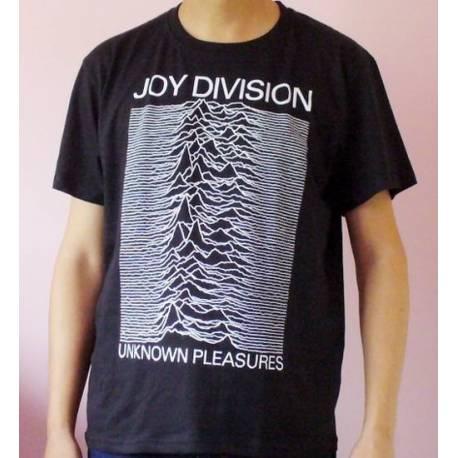 Tricou JOY DIVISION - Unknown Pleasures