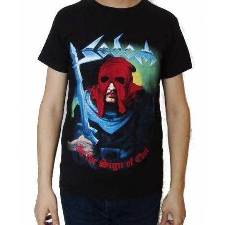 Tricou SODOM - In the Sign of Evil