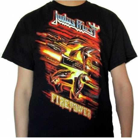 Tricou JUDAS PRIEST - Firepower