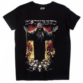 Tricou pentru copii DISTURBED - Pile of Skulls